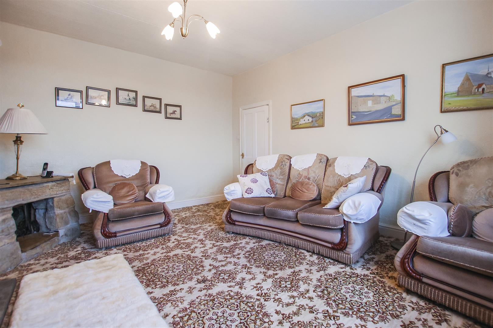 4 Bedroom House For Sale - Reception Room One